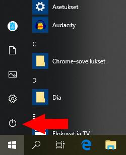Kuvakaappaus Windows 10 Pikanäppäimet