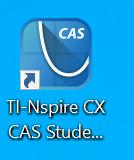 pikakuvake TI-Nspire CX CAS
